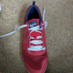 Stanley Cup Champion Washington Capitals Sneakers